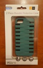 Case Logic 2 Piece Durable Protective Case for the iPhone 5 - Teal Gre