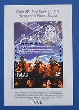 Palau (#510) 1999 International Space Station MNH sheet