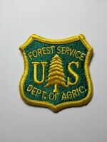"Genuine United States Forest Service uniform patch ""New""."