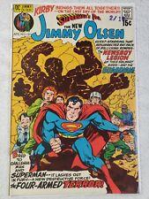 Superman's Pal Jimmy Olsen #137; Jack Kirby Cover, Neal Adams, Vince Colletta