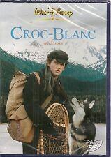 "DVD ""CROC BLANC""  WALT DISNEY        NEUF SOUS BLISTER"