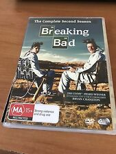 DVD - Breaking Bad The Complete Second Season - Ma15+ - Great Watching