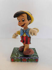 Jim Shore Disney Traditions Pinocchio Lively Step 4010027 RETIRED #4010027