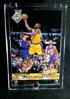 SHAQUILLE O'NEAL SHAQ RARE 1998 UD CHOICE RESERVE SP LAKERS HOF + NEW CASE