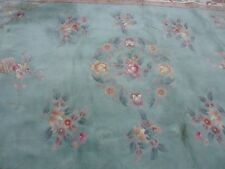 LARGE PASTEL COLOUR THICK DENSE LUXURY RUG