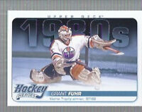 2013-14 Upper Deck Hockey Heroes #HH43 Grant Fuhr - NM-MT