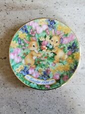 Avon collectible 1996 Easter plate