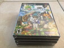 Innocent Life: A Futuristic Harvest Moon Special Edition Sony PlayStation 2 NEW