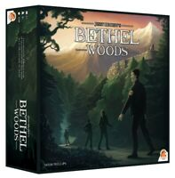 BETHEL WOODS Board Game by Garphill Games Shem Phillips - NEW & SEALED