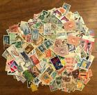 BEST Off-Paper WORLDWIDE STAMPS Mixture from Massive Dealer's Stock <br/> No Damaged, Common or CTO Stamps GREAT VALUE