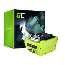 GC Battery G-MAX 40V 29717 29727 G40B2 G40B4 for GreenWorks 40V Series 40V 4Ah