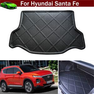 Car Mat Cargo Cover Cargo Liner Cargo Tray Mat for Hyundai Santa Fe 2019-2021