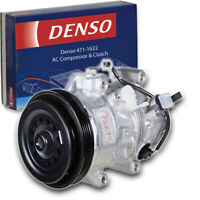 Denso 471-1386 New Compressor with Clutch 4711386 4711386DSE