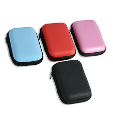 Classic Hard Drive Case for 2.5'' Inch External Hard Driver HDD SSD Enclosure