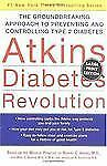 Atkins Diabetes Revolution-ExLibrary