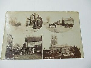 MOULTON , NORTHAMPTON - EARLY RP MULTIVIEW - GOOD STREET VIEWS AND CHURCH