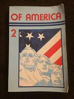 Abeka Of America II Reader Book 6th Grade 6 Homeschool