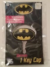 New In Packaging DC Comics Batman Signal 1 Key Cap  6+ Years Recommended