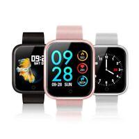 Smartwatch P70 Puls Uhr IP68 Wasserdicht 2.5D Arc Display Sport Fitness Tracker