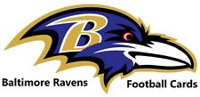 You Pick Your Cards - Baltimore Ravens Team- Football Card Selection
