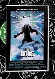 Stray Dogs #1 (2020) Image Comics 4th Print The Thing Movie Variant