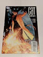 Catwoman #71 November 2007 DC Comics Pfeifer D Lopez A Lopez ADAM HUGHES
