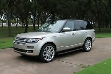 2014 Land Rover Range Rover V8 Supercharged V8 Supercharged CPO Warranty