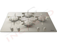 Piano Cottura Candy CFX 74 4 fuochi Elite Griglie in acciaio inox incasso cucina