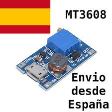 Módulo de Aumento de Potencia (Step Up) Ajustable - MT3608