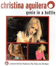 CHRISTINA AGUILERA - GENIE IN A BOTTLE (2 audio tracks & video CD single)
