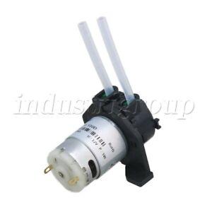 12V DC Dosing Pump Peristaltic Dosing Head for Air Conditioning Pump