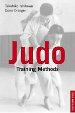 Judo Training Methods (Tuttle Martial Arts), Good Condition Book, Draeger, Donn