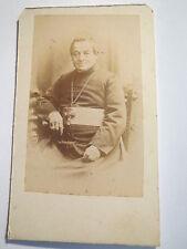 Franz Wilhelm Cramer - Weihbischof im Bistum Münster - Portrait / CDV