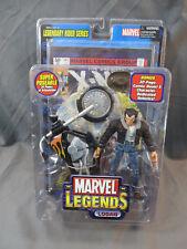 ToyBiz Marvel Legends Legendary Rider Series Logan MOC X-Men Wolverine 2005