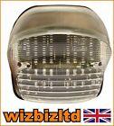 TRANSPARENT Feu arrière LED intégré CLIGNOTANTS HONDA CBR 1100 XXL Blackbird