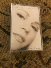 Music Box by Mariah Carey (Cassette, Aug-1993, Columbia (USA) * SEALED NEW *