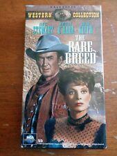 The Rare Breed James Stewart Maureen O'Hara Brian Keith VHS Tape