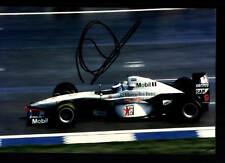 Mika Häkkinen Foto Original Signiert Formel 1 Weltmeister +G 18461