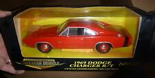 Ertl American Muscle 1969 DODGE Charger R/T 1/18 rare DIECAST