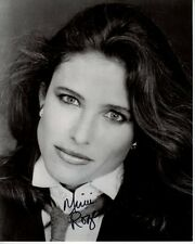 MIMI ROGERS Signed Autographed GUNG HO AUDREY Photo