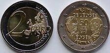 2013 German 2 EURO coin ELYSEE TREATY - MINT BU - A Berlin mint mark - NEW