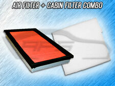 AIR FILTER CABIN FILTER COMBO FOR 2009 2010 2011 2012 2013 NISSAN MAXIMA