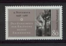 West Germany 1988 SG#2257 Kristallnacht Anniv MNH