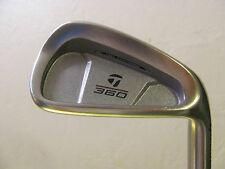 "38 1/4"" Taylor Made 360 Iron. Lite R-80 Graphite Shaft. #6 Iron."