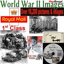 10,200 oltre SECONDA GUERRA MONDIALE FOTO's & immagini su DVD-DISCO NO2