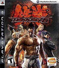 Tekken 6 for PlayStation 3 PLAYSTATION 3 (PS3) Fighting (Video Game)