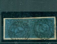 Sachsen, Johannes I. Nr. 10 Briefstück Nr. 2 Paar