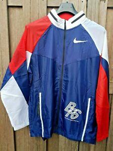 Nike BRS Windrunner Repel Jacket Blue Ribbon Sports size Extra-Large BV0191-492