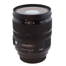 New Sigma AF 24-70mm F2.8 DG OS HSM Art - Canon