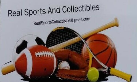 Real Sports and Collectibles